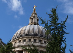 St Paul's Cathedral (1) (Tony Worrall Foto) Tags: uk england building london church architecture south stock icon holy dome british stpaulscathedral past iconic relic goldengallery whisperinggallery 2012tonyworrall