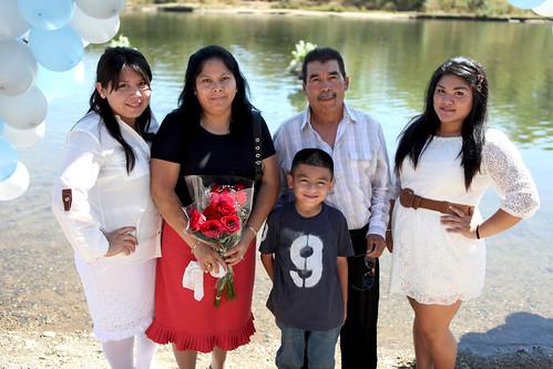 Lorena Gonzalez Family