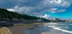 Late afternoon at Scarborough South Bay. By Thomas Tolkien (Thomas Tolkien) Tags: school england copyright seascape beach tom photo seaside education nikon afternoon photographer image yorkshire teacher photograph creativecommons scarborough teaching southbay northeast tolkien northyorkshire northofengland ryedale yorkshirecoast sunnydayinseptember geocity exif:iso_speed=200 exif:focal_length=20mm camera:make=nikoncorporation thomastolkien tomtolkien northyorkshirephotographer exif:make=nikoncorporation geostate geocountrys exif:lens=200mmf28 wwwtomtolkiencom exif:aperture=13 exif:model=nikond7000 camera:model=nikond7000 notjrrtolkien