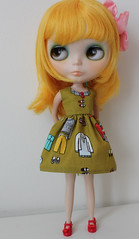 Finally! Little Dresses