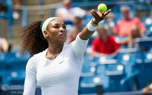 Serena Williams by mirsasha, on Flickr