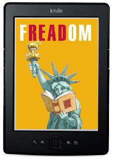 Freedom to eRead, after Roger Roth