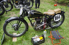 Rudge-Whitworth Ulster (1930) (The Adventurous Eye) Tags: classic car race climb do hill brno rallye whitworth ulster 1930 rudge zvod sobice rudgewhitworth vrchu brnosobice