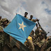 AMISOM forces in Saa'moja outside Kismayo 16