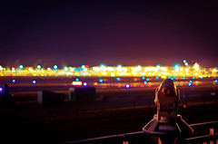 Frankfurt Airport Bokeh Lights (_flowtation) Tags: city light streets night clouds reflections dark licht airport nikon downtown hessen nacht bokeh dom frankfurt main fields lighttrails lufthansa banks frankfurtammain airfield sparkasse ubs lightstreams messeturm fraport banken telelens frankfurtairport unschrfe dzb rollfeld downtownfrankfurt lichtspuren bokehlicious spyglas lightstar nightairport airportatnight d7000 bokeeeeeeh nikond7000 airfieldlights darknesslighttrails nightairfield rollfeldlichter
