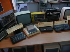 Rodzina Spectrum (mjaniec) Tags: computer zxspectrum sinclair zx81