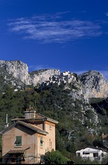 Perched Village on the Cote d'Azur (atorphoto) Tags: france cotedazur southoffrance peillon perchedvillage atorphoto