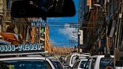 """Grand Hotel Majestic"" - La Paz - Bolvia (TLMELO) Tags: city light panorama church car night lights big shot traffic capital iglesia bolivia coche igreja carros autos lapaz bolvia engarrafamento sofrancisco boliviana boliviano trfego plazasanfrancisco pacea automobilie plazadelosheroes paceo mygearandme"