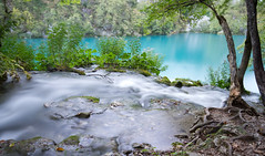 Plitvice view (*sarah b*) Tags: travel holiday croatia plitvice plitvicka