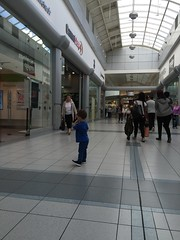 Lost in Shopping - The Crescent Shopping Mall - Limerick - Ireland (firehouse.ie) Tags: ireland windows summer window shop mall shopping lost store child centre july center crescent shoppingmall shops stores shoppers limerick thecrescent 2016 dooradoyle
