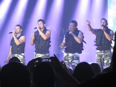 (wereonfirenow) Tags: hard rock rocksino northfield ohio cleveland my2k tour concert 98 degrees 98 nick lachey drew jeff timmons justin jeffre
