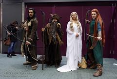 DSC_0205 (slamto) Tags: cosplay toronto comicon mtcc metrotorontoconventioncentre lordoftherings thehobbit