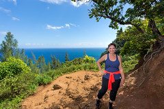 View from the Kalalau  Trail. (abaerst) Tags: kalalautrail pegbaerst kapaa hawaii unitedstates us