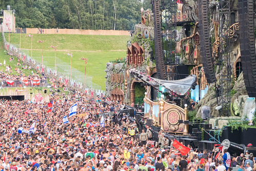 Tomorrowland 2016 - Show