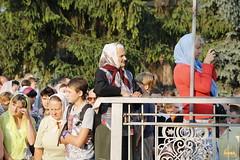 05. Meeting of the Svyatogorsk Icon of the Mother of God / Встреча Святогорской иконы в Лавре