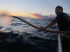 IMG_6851 (nautical2k) Tags: waikikibeachboys paddling outrigger canoe diamondhead honolulu oahu