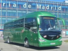 Irizar I6 Volvo 122 de Francisco Larrea (Bus Box) Tags: autobus bus irizar i6 volvo 122 francisco larrea