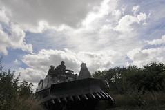 _DSC6179 (Piriac_) Tags: char chars tank tanks tanksintown mons asaltochar charassault charangriff  commemoration batailledemons liberationdemons