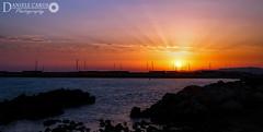 Sunset (Zephir89) Tags: san leone agrigento italia italy tramonto mare sunset sun sole sea
