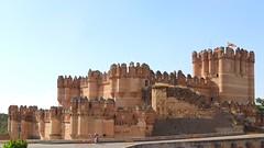Segovia 012, castillo de Coca. (Joanbrebo) Tags: castell castillo castle castillodecoca spain espaa castillaylen coca segovia eosd canoneos80d efs1855mmf3556isstm autofocus