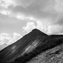 Mont Joly vu du Mont Groux (Ronan L.) Tags: joly lescontaminesmontjoie montjoly
