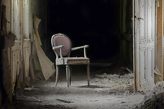 Fear is a place (andre govia.) Tags: andre govia decay decayed derelict down decaying decayedbuildings horror hotel overlook exploreing