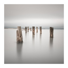 The Cunnigar (kieran_russell) Tags: bw long exposure seascape minimal minamilist square ring cunnigar waterford ireland irelandancienteast