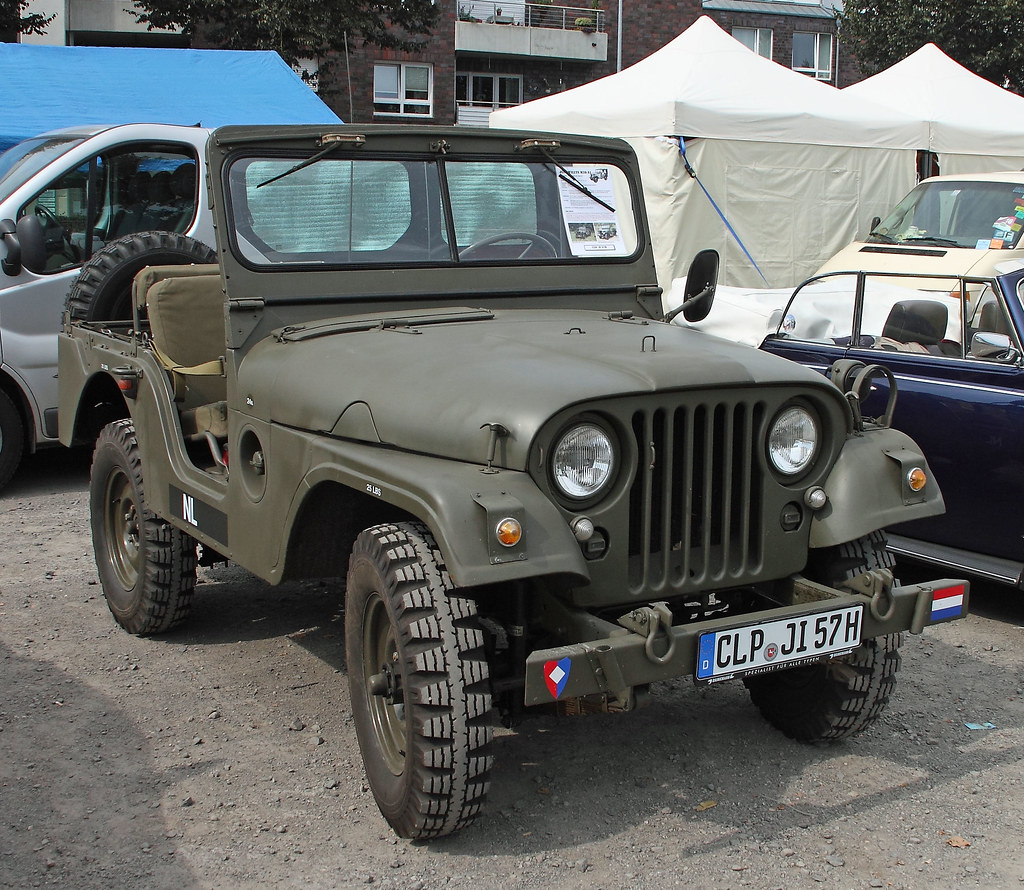 The World's Best Photos Of M38a1 And Willys