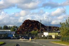 Northern England #0078 Widnes 140911 Scrap Yard (Steveox55) Tags: road merseyside widnes scrapyard