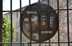 Avignon (I LOVE TP) Tags: ilovetp love tp sticker stickers avignon autocollants autocollant dero kilroy was here kilroywashere raph antifa marseille sergent papou sergentpapou