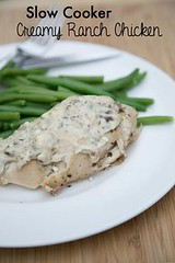 Creamy Ranch Chicken (alaridesign) Tags: creamy ranch chicken ~ 31 days summer slow cooker recipes