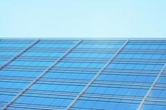 windows II (etha.nm) Tags: glass skyscraper milwaukee windows white blue sky