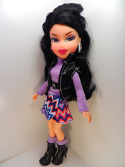 Purple Posh (alexbabs1) Tags: fall fashion toys us punk n entertainment jade r sasha yasmin chic boho mga prep stylish 2012 bratz cloe tru packs 4pack meygan so mgae fa12