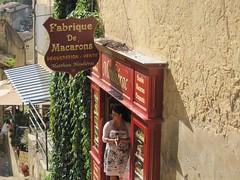 Street in St Emilion