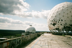 Teufelsberg (Eleanor McDowall) Tags: berlin abandoned derelict coldwar teufelsberg listeningstation devilsmountain