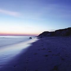 (.tom troutman.) Tags: ocean sunset summer 120 6x6 film beach mediumformat ma fuji bronica pro marthasvineyard sq 160