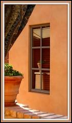 (John Goulart Jr., Art and Travel Photography) Tags: arizona reflection window phoenix oasis jgou theroyalpalmsresortandspa