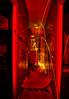 Lights in Hell (apophisnico) Tags: light lightpainting jaune rouge lights sony led lp maison couloir urbex maisonabandonnée pailledefer sonya77 steelwhool sonyslta77lightpainting lumièrelightpaintinglpsonyslta77lightpaintinghingléurbex