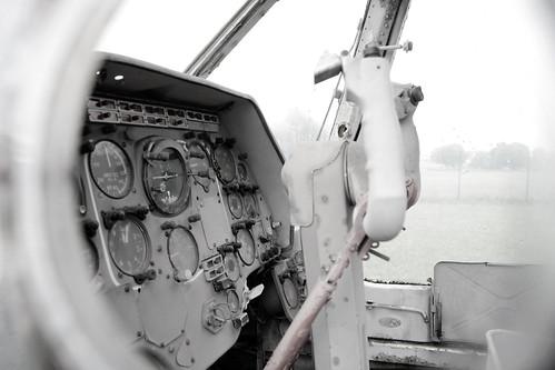 Rare cockpit: PZL M-15 Belphegor - a photo on Flickriver