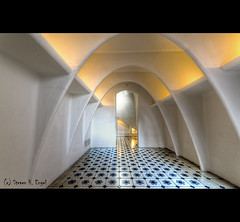 Casa Battl Nr. 11 - Attic (LaTietze) Tags: photoshop spain europe catalunya hdr spanien casabatll modernisme antonigaudi photomatix tonemapping bcnbarcelona nikond7000 mygearandme mygearandmepremium mygearandmebronze mygearandmesilver mygearandmegold mygearandmeplatinum sigma816
