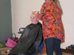 Bald is Beautiful 2009 (CMC/DHK) Tags: beautiful cancer bald fundraiser keene