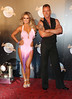 Ola Jordan and James Jordan Strictly Come Dancing 2012 launch