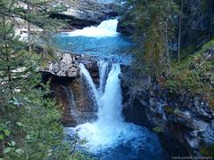 (ktelqueen) Tags: nature scenery olympus alberta banff banffnationalpark ktelqueen johnstoncanyonhike