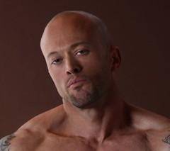 Model John Quinlan Head Shot 2 (TattooGirl6) Tags: model tattoos fitness abs physique johnquinlan maleunderwearmodeljohnquinlan