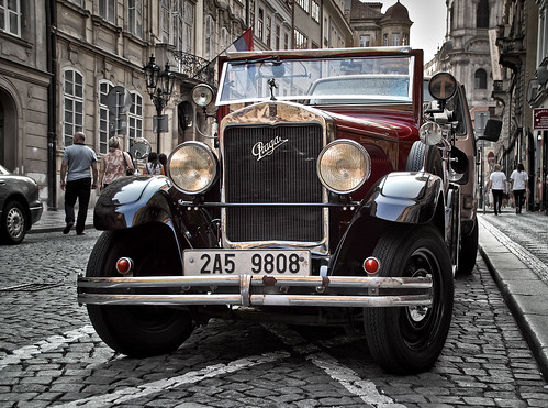 Prag_Oldtimer