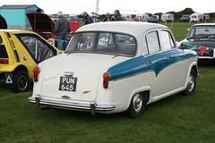 1957 Austin Cambridge A55 PUN645 (40019 Caronia) Tags: cambridge austin 1957 a55 pun645