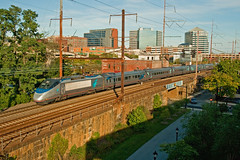Acela @ Wilmington 1 (8nsand) Tags: wil amtrak nec acela acelaexpress northeastcorridor amtk