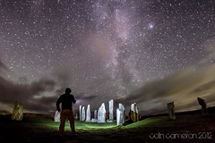 265/366 - Milky Way at The Stones (Colin Cameron ~ Photography ~) Tags: lightpainting stars bright fisheye 365 366 lenser callanishstandingstones colincameron Astrometrydotnet:status=failed canon7d lightjunkies stupidcloud samyang8mm blinkagain 2012365 2012366 Astrometrydotnet:id=alpha20120941046964