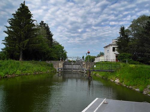 Baťův kanál, Česká Republika 2012 - DSCN0726