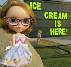 Ice Cream is here1